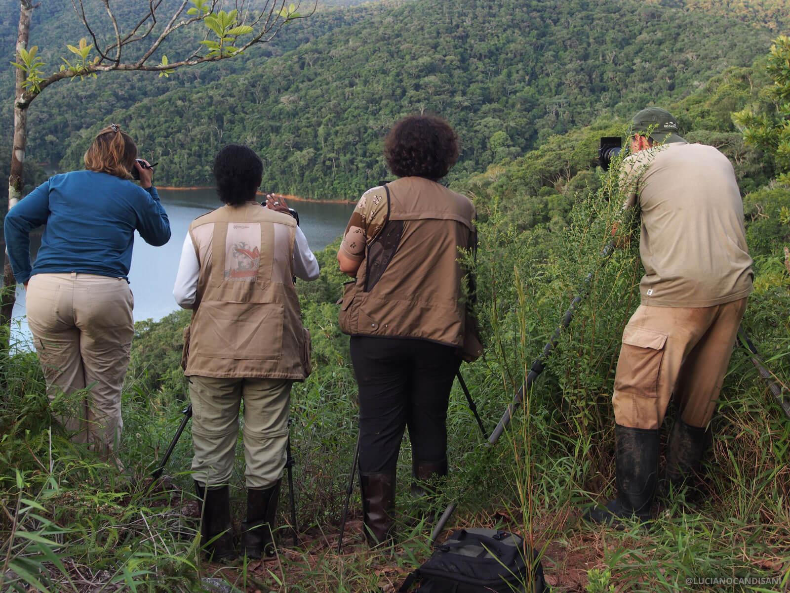 Workshop de Fotografia na Floresta